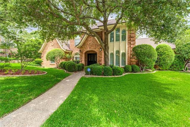 821 Mayfair Hill Court, Bedford, TX 76021 (MLS #14143344) :: Lynn Wilson with Keller Williams DFW/Southlake