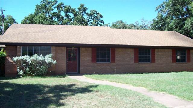 8 Ann Road, Mineral Wells, TX 76067 (MLS #14143345) :: Kimberly Davis & Associates