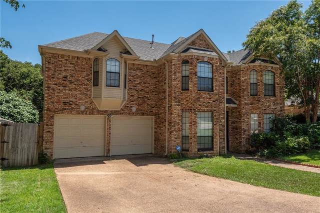 3304 Paint Brush Lane, Bedford, TX 76021 (MLS #14143349) :: Vibrant Real Estate