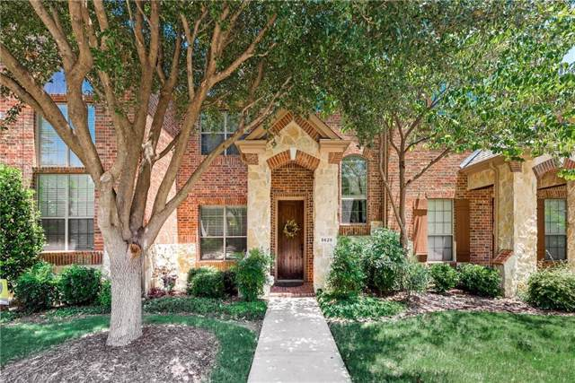 8628 Pauline Street, Plano, TX 75024 (MLS #14143356) :: RE/MAX Town & Country