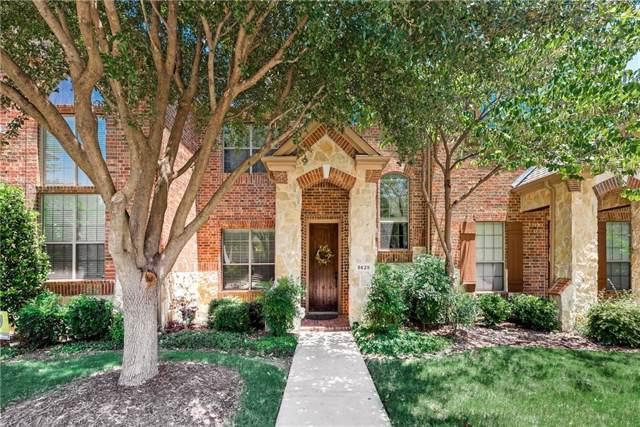 8628 Pauline Street, Plano, TX 75024 (MLS #14143356) :: Kimberly Davis & Associates