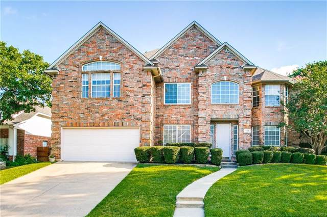 925 Carousel Drive, Bedford, TX 76021 (MLS #14143380) :: North Texas Team | RE/MAX Lifestyle Property