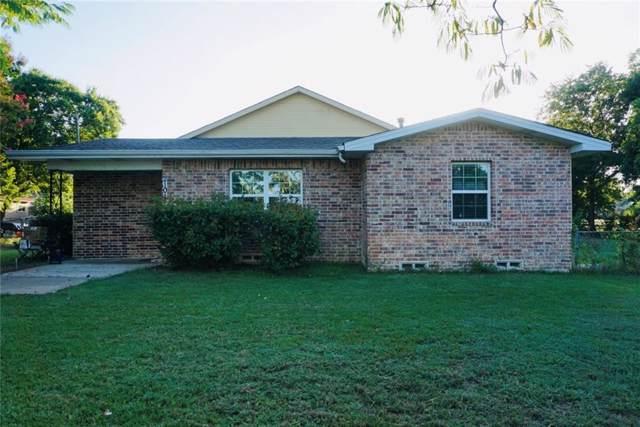 2101 Avenue D, Grand Prairie, TX 75051 (MLS #14143392) :: RE/MAX Town & Country