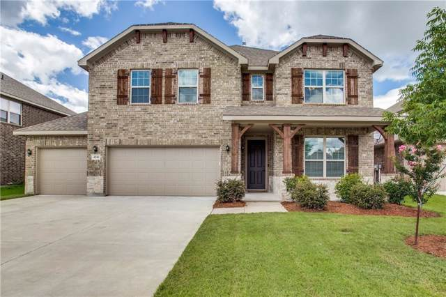 4240 Glen Abbey Drive, Fort Worth, TX 76036 (MLS #14143396) :: HergGroup Dallas-Fort Worth