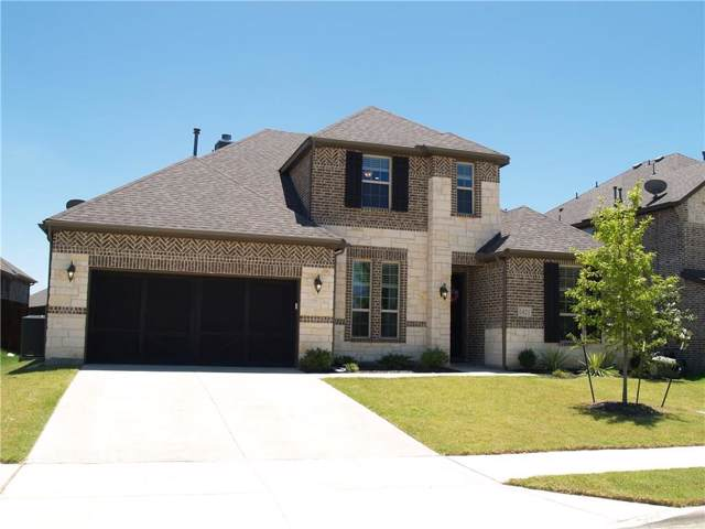 1421 Marines Drive, Little Elm, TX 75068 (MLS #14143403) :: Real Estate By Design