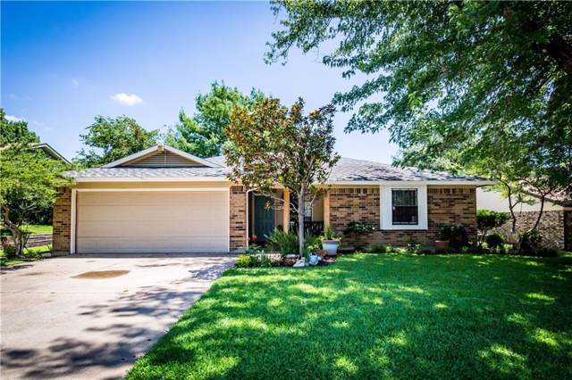 6416 Kennedy Court, Watauga, TX 76148 (MLS #14143405) :: Lynn Wilson with Keller Williams DFW/Southlake