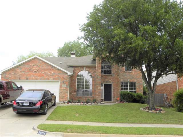 7604 Lawnsberry Drive, Fort Worth, TX 76137 (MLS #14143407) :: North Texas Team | RE/MAX Lifestyle Property