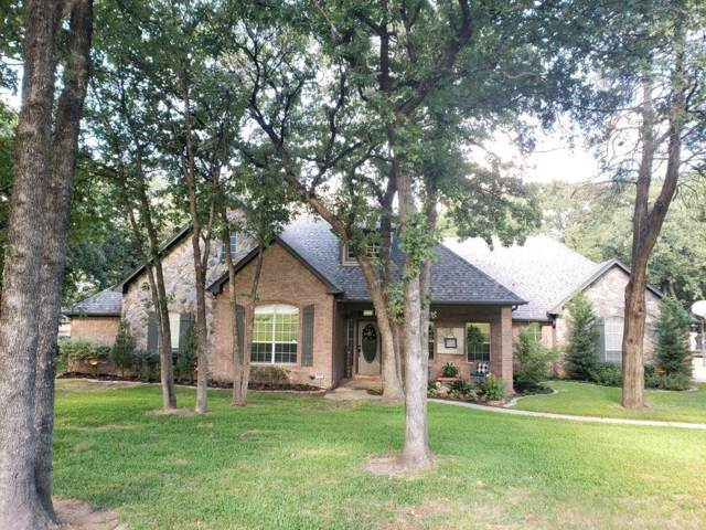 7017 Hollow Oak Trail, Mansfield, TX 76063 (MLS #14143410) :: All Cities Realty
