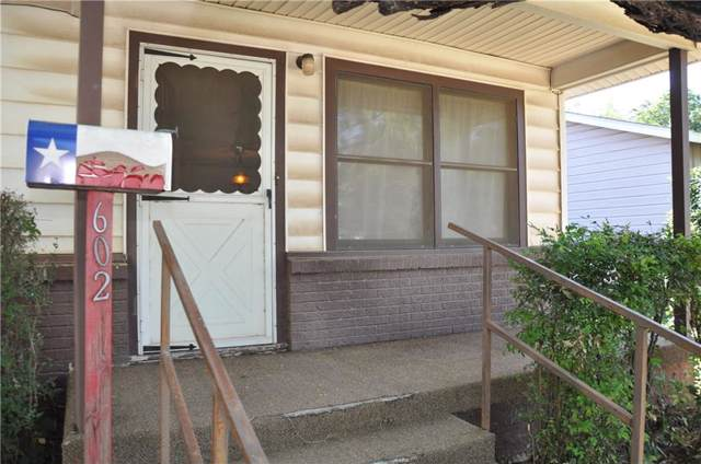 602 Briarwood Street, Abilene, TX 79603 (MLS #14143418) :: Lynn Wilson with Keller Williams DFW/Southlake