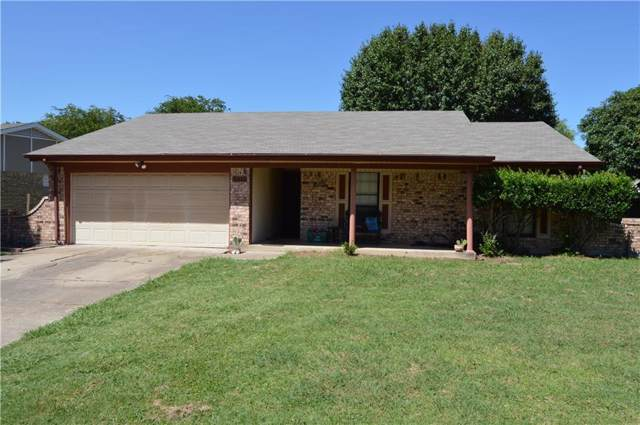 4613 Aspen Way, Haltom City, TX 76137 (MLS #14143429) :: Lynn Wilson with Keller Williams DFW/Southlake