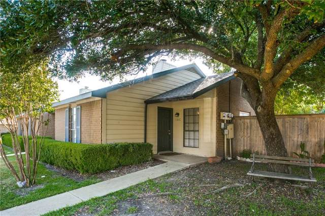 2111 E Belt Line Road 132C, Richardson, TX 75081 (MLS #14143433) :: Tenesha Lusk Realty Group