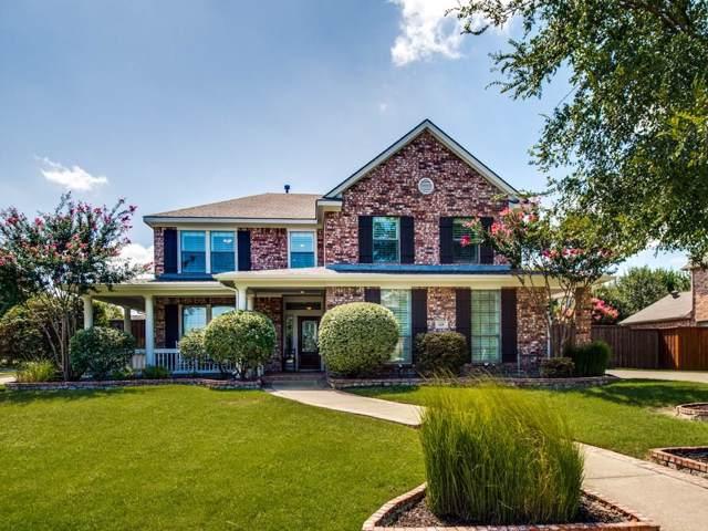 628 Condor Drive, Murphy, TX 75094 (MLS #14143436) :: Lynn Wilson with Keller Williams DFW/Southlake