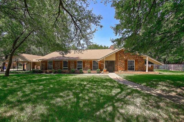 100 Timberline Drive N, Colleyville, TX 76034 (MLS #14143442) :: The Mitchell Group