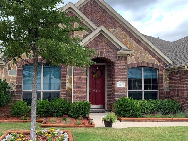 613 Newchester Drive, Roanoke, TX 76262 (MLS #14143450) :: North Texas Team | RE/MAX Lifestyle Property