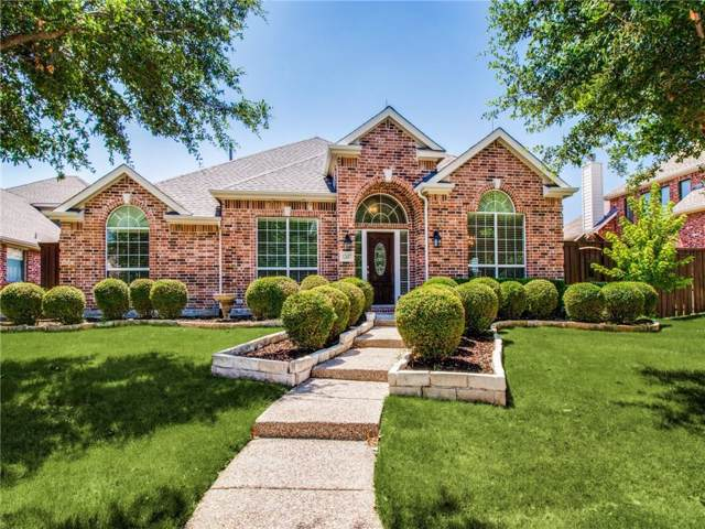 12687 Blue Ridge Drive, Frisco, TX 75033 (MLS #14143454) :: Magnolia Realty