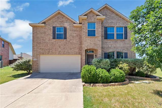 5000 Del Rey Circle, Denton, TX 76208 (MLS #14143455) :: The Real Estate Station