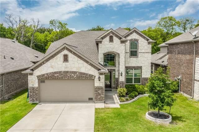 5112 Mcclellan Drive, Frisco, TX 75036 (MLS #14143461) :: Frankie Arthur Real Estate