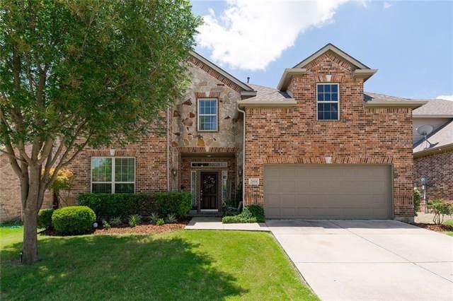 2608 Fritz Street, Melissa, TX 75454 (MLS #14143466) :: Kimberly Davis & Associates