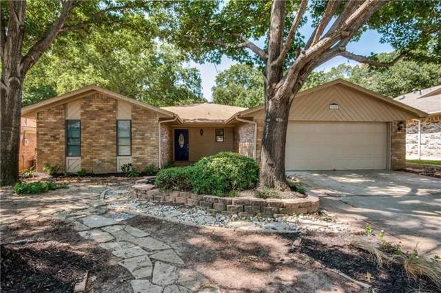3842 Double Tree Trail, Irving, TX 75061 (MLS #14143467) :: Lynn Wilson with Keller Williams DFW/Southlake