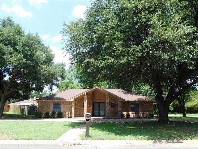 833 Ridgeway Drive, Cleburne, TX 76033 (MLS #14143469) :: Tenesha Lusk Realty Group