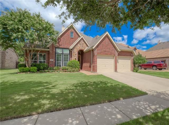 11751 Eden Lane, Frisco, TX 75033 (MLS #14143472) :: Lynn Wilson with Keller Williams DFW/Southlake