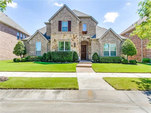 433 Lavaine Lane, Lewisville, TX 75056 (MLS #14143476) :: Kimberly Davis & Associates