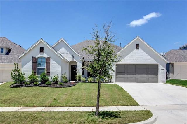 311 Bluestem Lane, Aledo, TX 76008 (MLS #14143479) :: The Mitchell Group