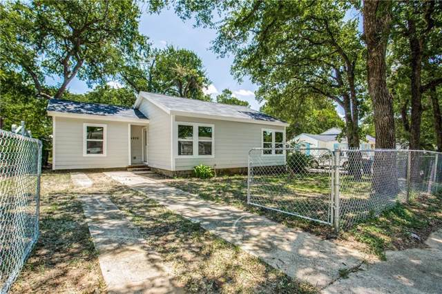 4809 Vinetta Drive, Fort Worth, TX 76119 (MLS #14143481) :: All Cities Realty