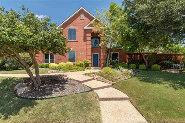 2801 Cascade Drive, Plano, TX 75025 (MLS #14143482) :: RE/MAX Town & Country