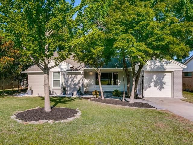504 Hyde Park Drive, Richardson, TX 75080 (MLS #14143484) :: The Good Home Team