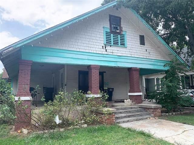 1516 S Adams Street, Fort Worth, TX 76104 (MLS #14143494) :: Lynn Wilson with Keller Williams DFW/Southlake