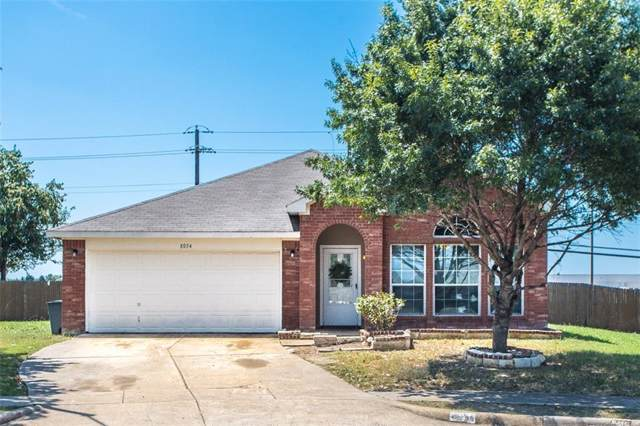 8054 Genesis Drive, Dallas, TX 75232 (MLS #14143497) :: RE/MAX Town & Country