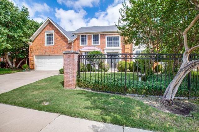 422 Clayton Street, Grand Prairie, TX 75052 (MLS #14143498) :: RE/MAX Town & Country