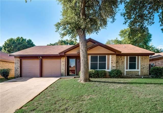 7509 Beckwood Drive, Fort Worth, TX 76112 (MLS #14143511) :: Lynn Wilson with Keller Williams DFW/Southlake