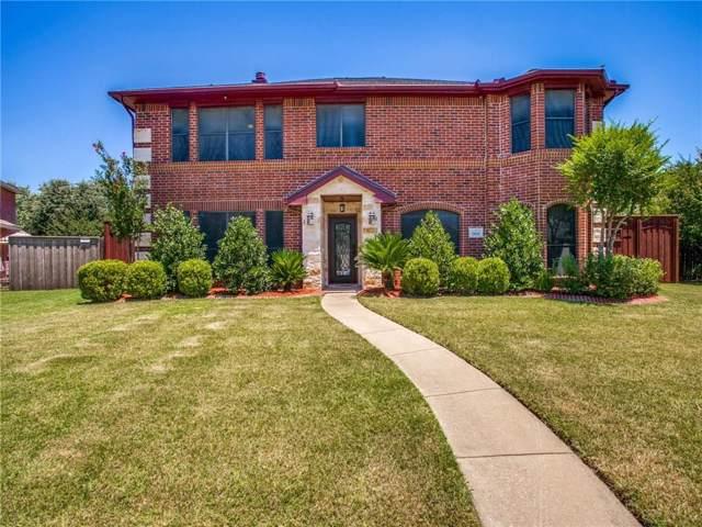 7613 Bayhill Drive, Rowlett, TX 75088 (MLS #14143521) :: Vibrant Real Estate