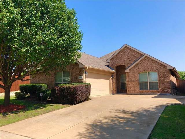 10308 Frio River Trail, Mckinney, TX 75072 (MLS #14143523) :: RE/MAX Town & Country