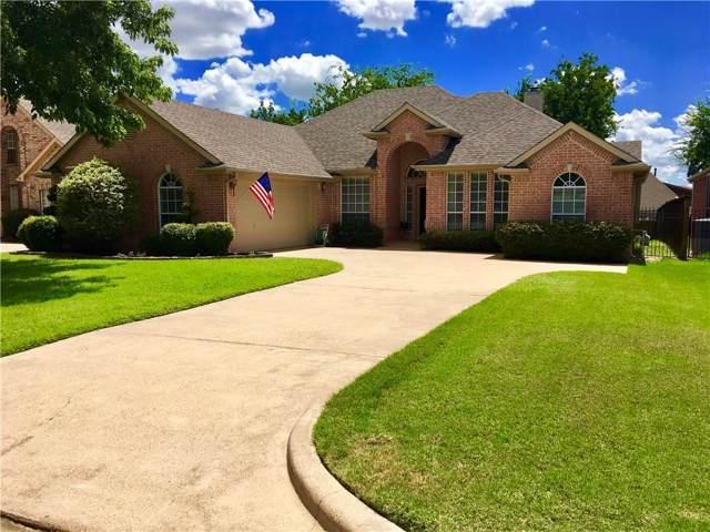 2021 Enchanted Lane, Mansfield, TX 76063 (MLS #14143527) :: Lynn Wilson with Keller Williams DFW/Southlake