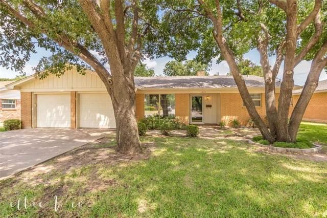 3475 Santa Monica Drive, Abilene, TX 79605 (MLS #14143530) :: The Chad Smith Team