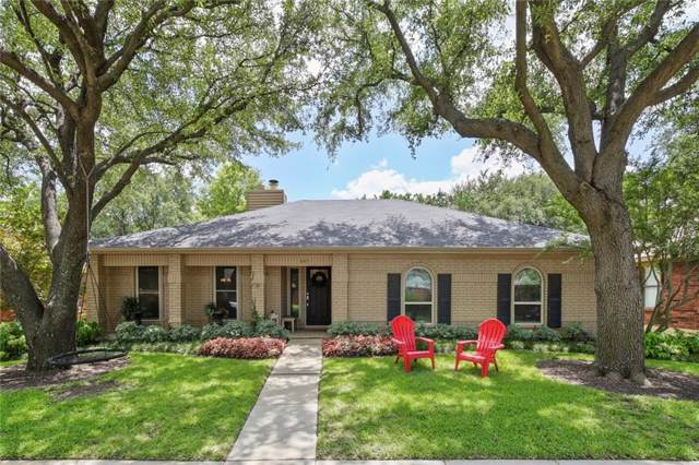 647 Cribbs Drive, Coppell, TX 75019 (MLS #14143534) :: Lynn Wilson with Keller Williams DFW/Southlake