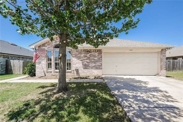 1309 Gray Dawn Drive, Midlothian, TX 76065 (MLS #14143555) :: RE/MAX Town & Country