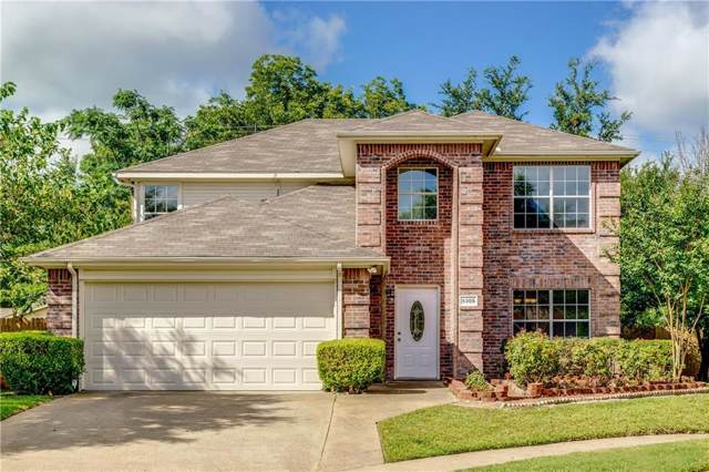 5305 Creek Court, Garland, TX 75043 (MLS #14143560) :: Baldree Home Team