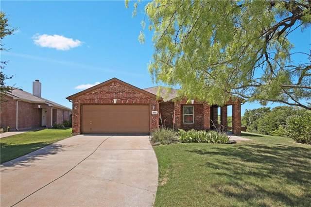 1668 Lionheart Drive, Little Elm, TX 75036 (MLS #14143561) :: Real Estate By Design