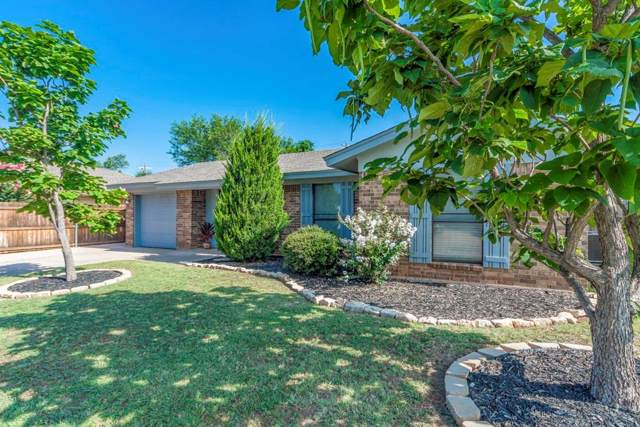 1234 Baylor Street, Abilene, TX 79602 (MLS #14143573) :: The Mitchell Group