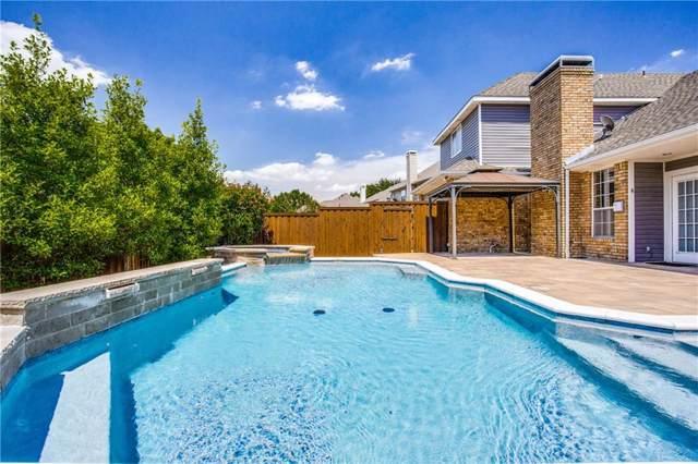 6333 Glenhollow Drive, Plano, TX 75093 (MLS #14143575) :: Lynn Wilson with Keller Williams DFW/Southlake