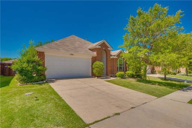 1020 Ponderosa Ridge, Little Elm, TX 75068 (MLS #14143578) :: Real Estate By Design