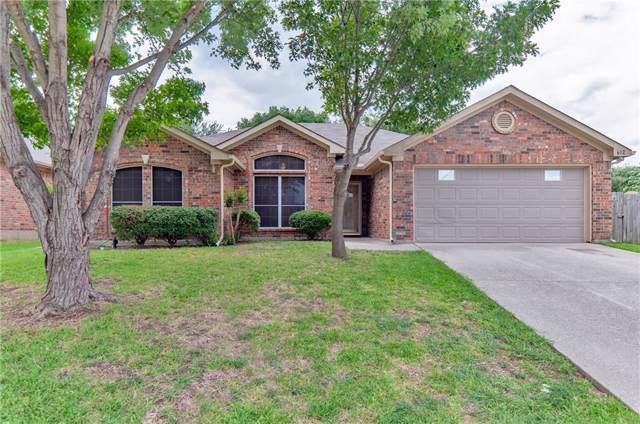 602 Ember Lane, Mansfield, TX 76063 (MLS #14143580) :: Lynn Wilson with Keller Williams DFW/Southlake