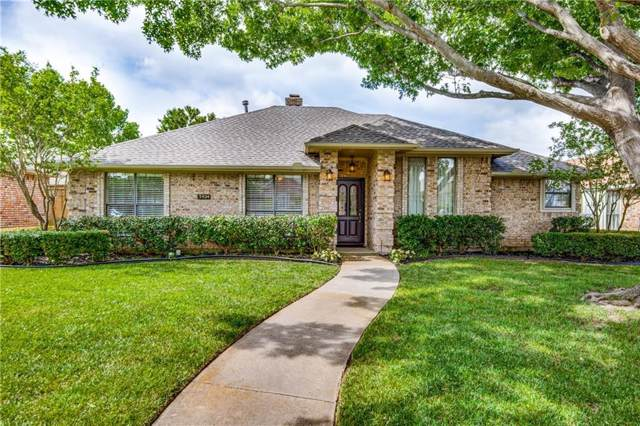 3924 Alto Avenue, Carrollton, TX 75007 (MLS #14143586) :: Lynn Wilson with Keller Williams DFW/Southlake
