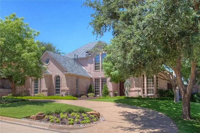 6432 Elm Crest Court, Fort Worth, TX 76132 (MLS #14143591) :: Lynn Wilson with Keller Williams DFW/Southlake