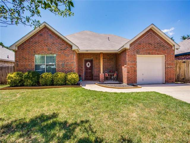 809 Driftwood Drive, Shady Shores, TX 76208 (MLS #14143592) :: The Good Home Team