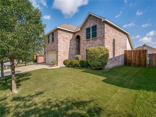 928 Oakcrest Drive, Wylie, TX 75098 (MLS #14143596) :: All Cities Realty